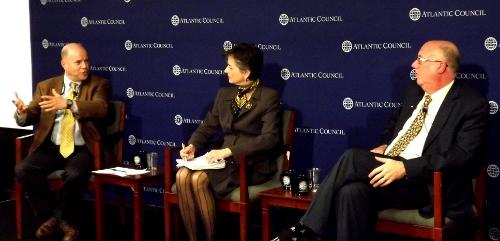 Iran, Israel, US panel discussion