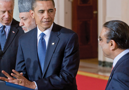Obama and Pakistan Relations
