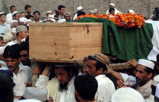 Pakistan Airstrike Deaths